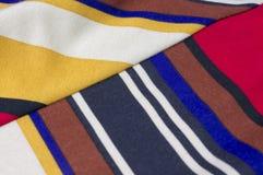 Background of knitting fabric Stock Image