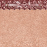 Background with a lace. Textile. The abstract background with a lace. Textile Stock Photo