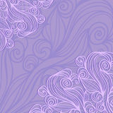 Background With Lacy Pattern Royalty Free Stock Photos