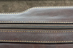 Background from the leather Royalty Free Stock Images