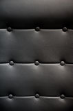 Background leather armchair Stock Image
