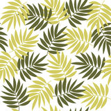 Background leaves. Abstract model green royalty free illustration