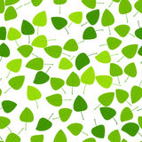Background with leaves Royalty Free Stock Photo