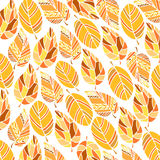 Background of leaves. vector design nature orange leaves. autumn. Background of leaves. vector design nature orange leaves Stock Photos