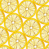 Background from lemons Royalty Free Stock Images