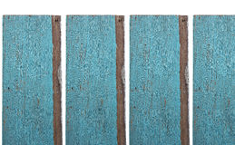 Background from light blue wood Royalty Free Stock Image