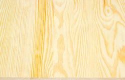 Background of the light-colored pine planks Royalty Free Stock Photo