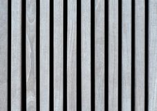 Background of light grey wooden planks, painted with environmentally friendly colors, vertical lined royalty free stock images