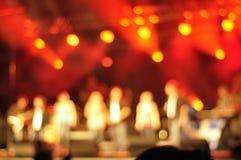 Background light illumination Stock Images