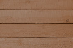 Background of light pine boards. Not planed Royalty Free Stock Image