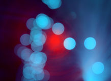 Background light spots Stock Photos