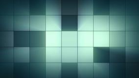 Background light squares blink. Club atmosphere. Shine Stock Image
