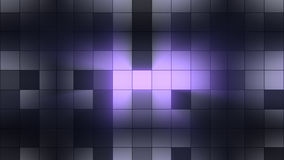 Background light squares blink. Club atmosphere. Shine Stock Photo