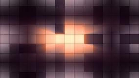 Background light squares blink. Club atmosphere. Shine Stock Photography