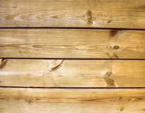 Background lightbrown wooden tiles Royalty Free Stock Photo