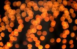background lights Στοκ Εικόνες