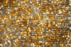 Background Lights Bokeh Abstract Gold Silver Stock Images