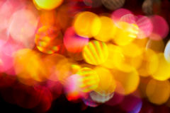 Background Lights. Defocused Royalty Free Stock Photo