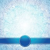 Background like a frost. Abstract winter texture Stock Images