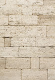 Background of limestone blocks Stock Images