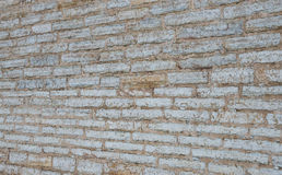 Background of limestone wall texture Stock Photo