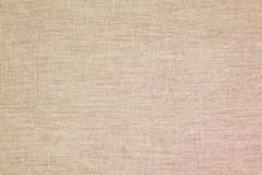 Background from linen material Royalty Free Stock Image