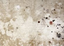 Background. Linen old shabby background. Cover of an old book Royalty Free Stock Photography