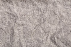 Background of linen textile Royalty Free Stock Image