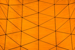 Background of lines and their intersections Royalty Free Stock Images