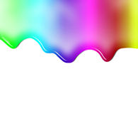 Background liquid colors Stock Photography