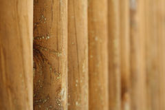 Background of logs Royalty Free Stock Photos