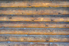 Background of logs and planks. The Background of logs and planks Royalty Free Stock Images