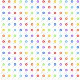 Background with lollipops (BIG 196). Lollipops (196 (14*14)) with colors of rainbow . The width and height of the one lollipop are 400 px royalty free illustration