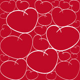 Background Love Heart . Pattern Red Heart . Heart Shape. Heart B. Love Heart . Red Heart . Heart Shape. Heart Background . Heart Texture. Valentine's Day Heart Royalty Free Stock Photography