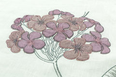 Background luxury cloth or wavy folds of grunge silk texture satin velvet Stock Photography