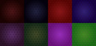 Background_luxury_pattern_03 illustration libre de droits