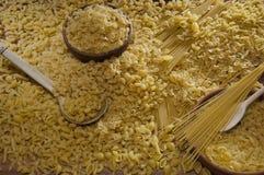 Background macaroni Royalty Free Stock Photo