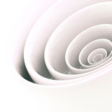 Background made of abstract plastic circles Royalty Free Stock Photos