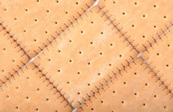 Background made of biscuits Royalty Free Stock Images