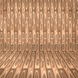 Background made of boards Stock Images