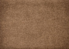 Background made of brown cotton Stock Photography