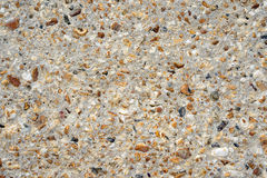 Background made ​​of concrete and stones Stock Photos