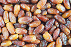Background made of dates Royalty Free Stock Photo
