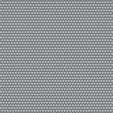 Background made of gray bolts Stock Images