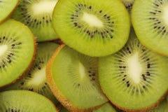 Background made of kiwi Stock Photo