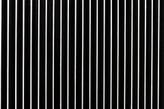 Background made of metal. Vertical stripes stock photo