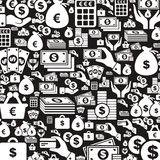 Money a background Stock Photography