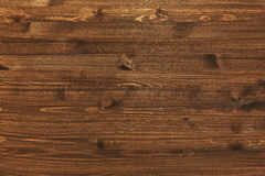 Background made of old boards. Simple wooden background or surface made of dark old boards stock image