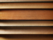 Background made of old books arranged in stacks. Concept background made of old books arranged in well-ordered close stacks stock photography