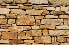 Background made from old brick wall Royalty Free Stock Photography
